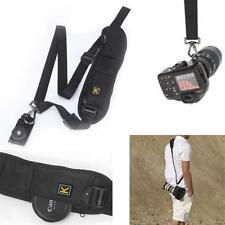 Shoulder Neck Sling Strap Quick Rapid camera Belt For Slr/dslr|Canon|Nikon