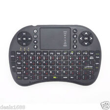 Russische Drahtlose Tastatur Fly Luft Maus Touchpad For Android TV PC КЛАВИАТУРА