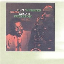 NEW Ben Webster Meets Oscar Peterson [remaster] by Oscar... CD (CD)