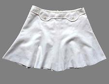 Vintage 60's Mini Falda Retro Boho Mod 8