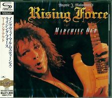 MARCH OUT RMST 2012 SHM CD by YNGWIE MALMSTEEN's RISING FORCE Jeff Scott Soto