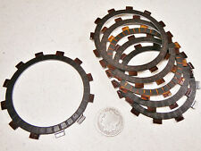 87 SUZUKI LT230S QUADSPORT CLUTCH FRICTION FIBER FIBRE PLATES DISKS DISCS RINGS