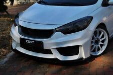 ZEST Front Body Kit Bumper for KIA Forte K3 Koup 2014+