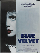24X36Inch Art BLUE VELVET Movie Poster 1986 David Lynch Dennis Hopper P36