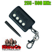 D7 Universal Cloning KeyFob Remote Control Replacement Garage Door Electric Gate