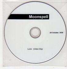 (FF863) Moonspell, Luna - 2006 DJ DVD