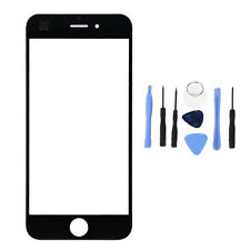 For iPhone 5 5S Replacement Touch Screen Outer Glass Front Lens Glass+Tools BK