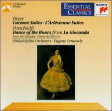 Bizet: Carmen Suites; L'Arlesienne Suites (CD, Jun-1992, Sony Music)