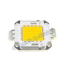 LED 50W HIGH POWER LED LUCE CALDA 3200K RICAMBIO FARO RICAMBI FARI 50 W