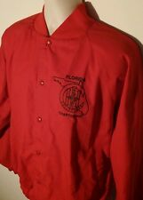 NOS Vintage International Harvester Farmer Tractor Jacket 80's Deadstock Florida