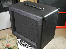 "New! Son Set Beach 1x10""  Black Orange Guitar Speaker Cab 50w Eminence Red Fang"