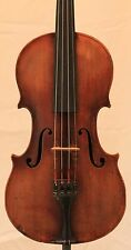 Nice old antique 4/4 Violin labeled Joh Bapt Schweitzer  Vintage German