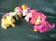 5 Hasbro My Little Pony PVC Lot 2002-2007