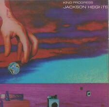 Jackson Heights - 'King Progress' 1970 UK Charisma LP G/F. Ex!