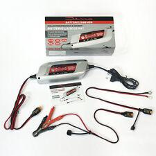 BATTERIA Allenatore Caricabatterie 12v 6v 4a totalmente automatico EAXUS 55160 azione CMT