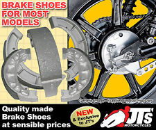 FRONT BRAKE SHOES VB408 KAWASAKI KE175 D1/ D2 / D3 /D4 / D5 (79-83)