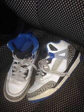 Nike Air Jordan size 13C Childrens Kids Baby Shoes Blue Black 40a Spike Mars iii