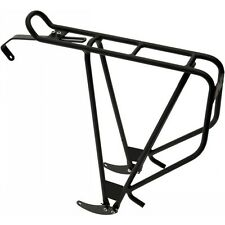 Axiom Streamliner DLX Road Bike Rear Rack Black 700c fit carbon frames& Panniers