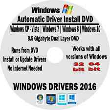 DRIVERS Install-Recovery DVD for HP ProBook Series Windows Laptop/NoteBook PCs