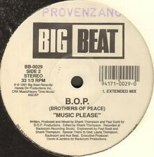 B.K.O.t.P Come On, Move With The Beat - 1991 - Big Beat - BB-0029 - Usa