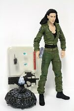 "Stargate SG-1 Vala Mal Doran Action Figure, Diamond Select 2007 6.5"" [1685]"