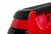 Westin 72-01621 Wade Black Bed Rail Caps Ford Ranger 6' 1993-2011