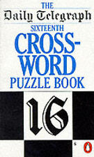 """Daily Telegraph"" Crossword Puzzle Book: No. 16 (Pengu"