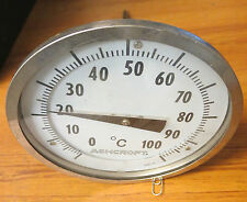 Ashcroft  Thermometer  0-100 C