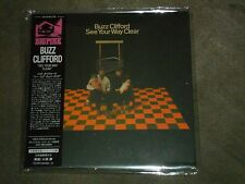 Buzz Clifford See Your Way Clear Japan Mini LP