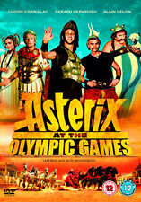ASTERIX AT THE OLYMPIC GAMES - DVD - REGION 2 UK