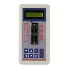 Transistor Tester Detect IC Meter Maintenance Digital LCD MOS PNP NPN Meter T1K6