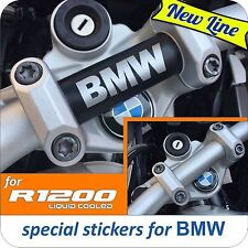 BMW MOTORCYCLE R1200GS/GSA HANDLEBAR DECAL/STICKER. !!!