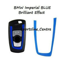 Blue BMW Key Vinyl Decal Sticker F30 F35 F20 F10 F18 F07 1 3 5 Series M Sport IB