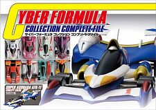 JAPAN Future GPX Cyber Formula Collection Complete File (Book) W/Super Asurada