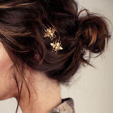 1pc Fashion Women Cute Bee Hair Claws Hair Accessories Hair Pins Hair Clip Gift