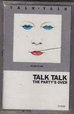 TALK TALK - The Party's Over  (1989) OOP Cassette NEW