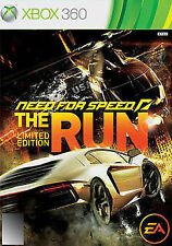 Need for Speed: The Run - Limited Edition (Microsoft Xbox 360, 2011)