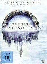 Stargate Atlantis - Complete Box (2011) Staffel 1-5 - DVD Box-Set
