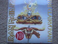 "IRON MAIDEN ""THE CLAIRVOYANT"" / ""PRISONER"" FACTORY SEALED PICTURE SLEEVE  7"" 45"