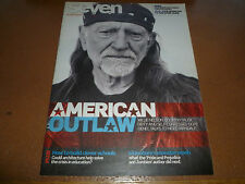Seven Sunday Telegraph Magazine 2/5/10 Willie Nelson 1 day only
