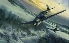 BAILEY War Wolf Luftwaffe FW-190 w/ROBERT TAYLOR bonus EXTREMELY RARE SOLD OUT