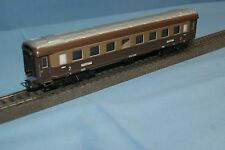 Marklin 4036 FS Express Coach 2 kl.  Tin Plate Brown-Beige