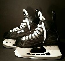 Bauer Nexus 44 Ice Hockey Skates Shoe Size 7.5 6R Lightspeed Pro Black