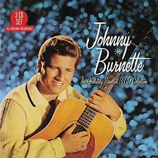Johnny Burnette - Absolutely Essential 3 CD Collection [New CD] UK - Import