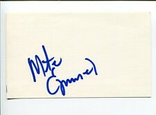 Mike Eruzione 1980 US Olympic Gold Hockey Miracle on Ice Signed Autograph