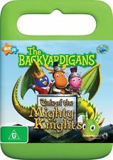 E18 BRAND NEW SEALED Backyardigans - Tale Of The Mighty Knights (DVD, 2009)