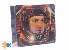 "Solaris 2002 Official CD Movie Soundtrack by Cliff Martinez ""NEW"""