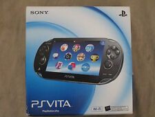 Sony PS Vita OLED (Rare) NEW With Games & Memory Card + Extras