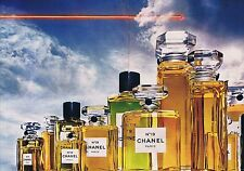 Publicité Advertising 016 1972 Chanel  N°19 (2 pages)