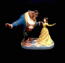 Precious Moments Disney Princess Beauty & the Beast LIMITED EDITION Statue- New!